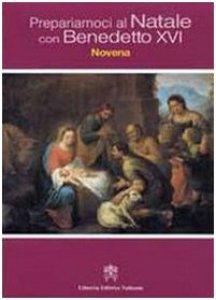 Copertina di 'Prepariamoci al Natale con Benedetto XVI'