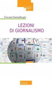 Copertina di 'Lezioni di giornalismo.'