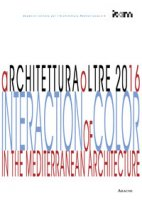 ArchitetturaOltre 2016. Interaction of color in the mediterranean architecture