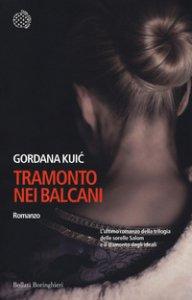 Copertina di 'Tramonto nei Balcani'