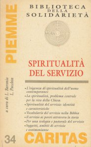 Copertina di 'Spiritualità del servizio'