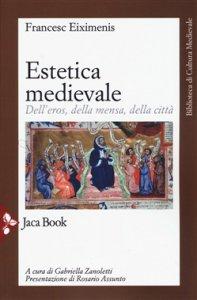 Copertina di 'Estetica medievale'