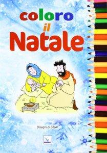 Copertina di 'Coloro il Natale'