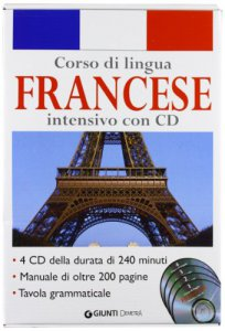 Copertina di 'Corso di lingua. Francese intensivo. Con 4 CD Audio'