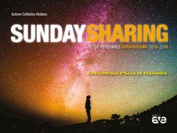 Copertina di 'Sunday sharing. Testo personale giovanissimi 2019-2020 - Sussidio'