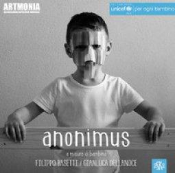 Copertina di 'Anonimus. A misura di bambino'