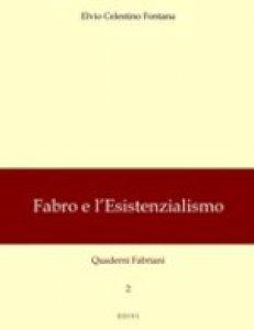 Copertina di 'Fabro e l'esistenzialismo'