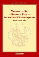 Moneta, credito e finanza a Brescia