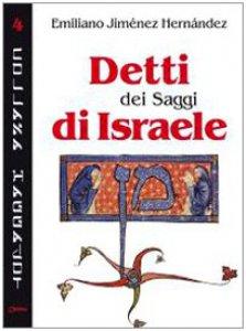 Copertina di 'Detti dei saggi di Israele'