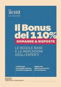 Copertina di 'Il bonus del 110% - domande e risposte'