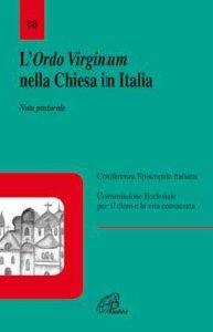 Copertina di 'L' Ordo virginum nella Chiesa in Italia'