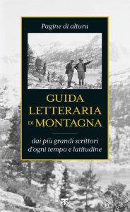 Copertina di 'Guida letteraria di montagna'