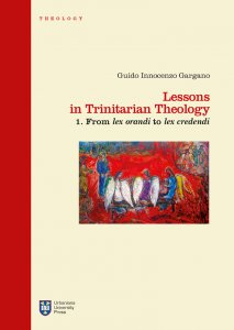 Copertina di 'Lessons in Trinitarian Theology. 1'