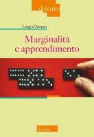 Marginalità e apprendimento. - Luigi D'Alonzo