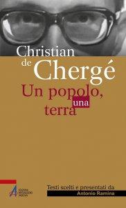 Copertina di 'Christian de Chergé'