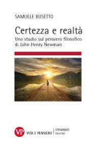 Copertina di 'Certezza e realtà'