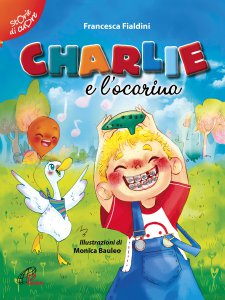 Copertina di 'Charlie e l'ocarina'