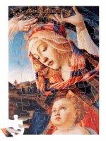 "Puzzle ""Madonna del Magnificat"" (48 pezzi) - Sandro Botticelli"