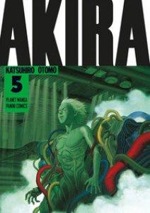 Copertina di 'Akira'