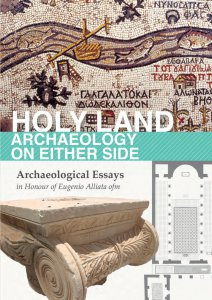 Copertina di 'Holy Land. Archaeology on Either Side'