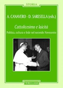Copertina di 'Cattolicesimo e laicità'