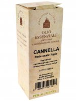Olio essenziale cannella 12 ml.