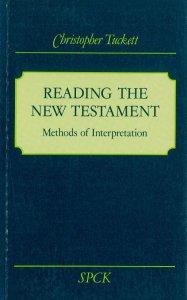 Copertina di 'Reading the New Testament'