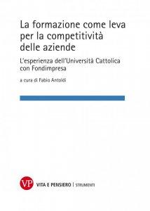 Copertina di 'La formazione come leva per la competitività delle aziende'