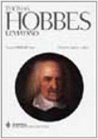 Leviatano. Testo italiano, inglese e latino - Hobbes Thomas