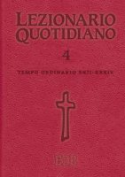 Lezionario quotidiano 4 di  su LibreriadelSanto.it