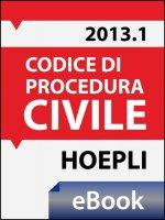 Codice di procedura civile 2013