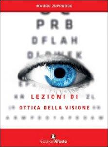 Copertina di 'Lezioni di ottica della visione'