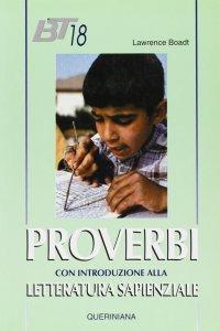 Copertina di 'Proverbi. Con una introduzione alla letteratura sapienziale'