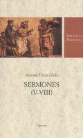 Sermones (V-VIII). Testo latino a fronte - Urceo Codro Antonio
