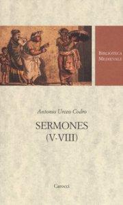 Copertina di 'Sermones (V-VIII). Testo latino a fronte'
