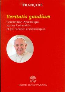 Copertina di 'Veritatis gaudium - Francese'