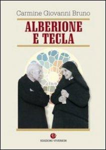 Copertina di 'Alberione e Tecla'