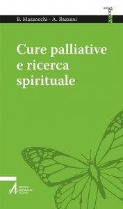 Copertina di 'Cure palliative e ricerca spirituale'