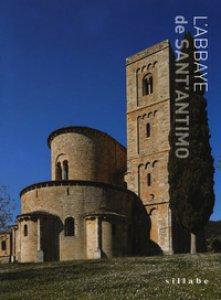 Copertina di 'L' abbaye de Sant'Antimo. Ediz. a colori'