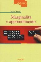Marginalità e apprendimento - D'Alonzo Luigi