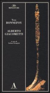 Copertina di 'Alberto Giacometti'