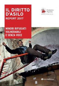 Copertina di 'Il diritto d'asilo. Report 2017'
