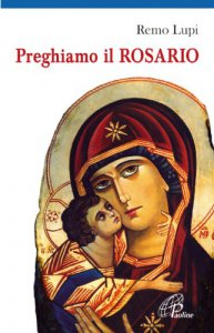 Copertina di 'Preghiamo il rosario'