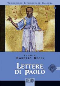 Copertina di 'Lettere di Paolo'