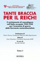 Tante braccia per il Reich! Il reclutamento di manodopera nell'Italia occupata 1943-1945 per l'economia di guerra della Germania nazionalsocialista