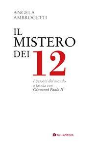 Copertina di 'Il mistero dei 12'