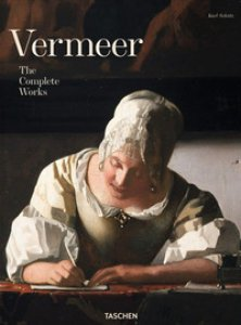 Copertina di 'Vermeer. The complete works'
