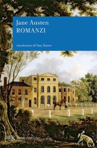 Copertina di 'Romanzi'