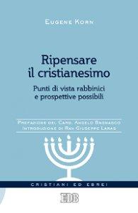 Copertina di 'Ripensare il cristianesimo'