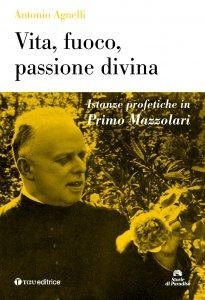 Copertina di 'Vita, fuoco, passione divina'